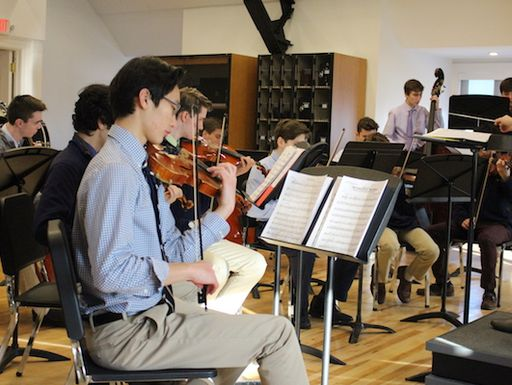 All County Music Ensemble Selections