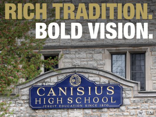 Canisius' $18 Million Campaign